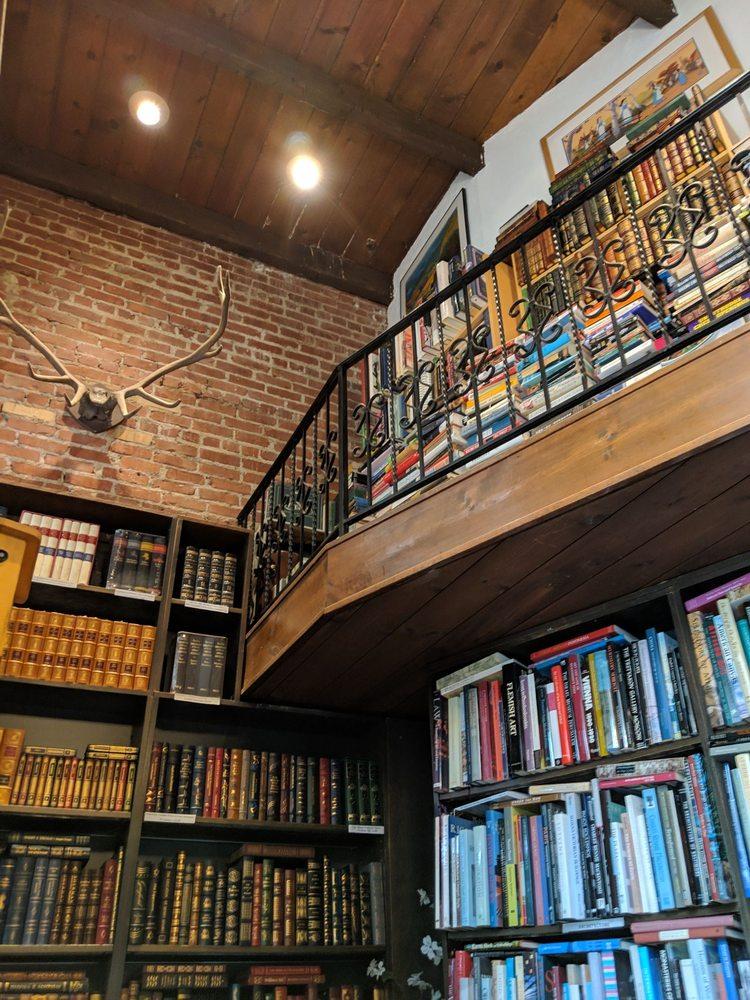 Broad Street Books: 1 Mill St, Branchville, NJ
