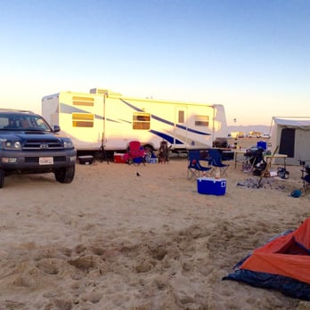 Photo Of Camptime Als Pismo Beach Ca United States Trailer On