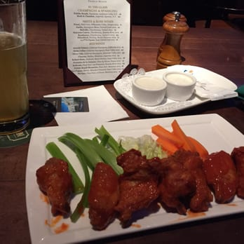 Photo Of The Tap Room Pebble Beach Ca United States Buffalo Wings