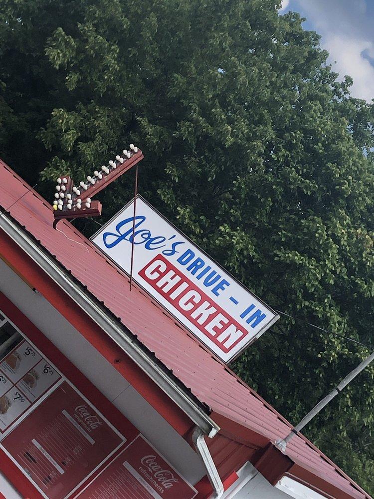 Joe's Drive-In Chicken: 85 Hwy 1148, Isom, KY