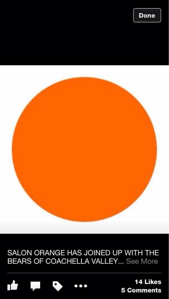 Salon orange yelp for Salon orange