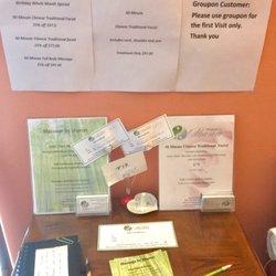 Photo of Massage By Sharon - Santa Barbara, CA, United States. Papers,