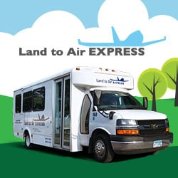 Land To Air Express: 50 Sibley Pkwy, Mankato, MN