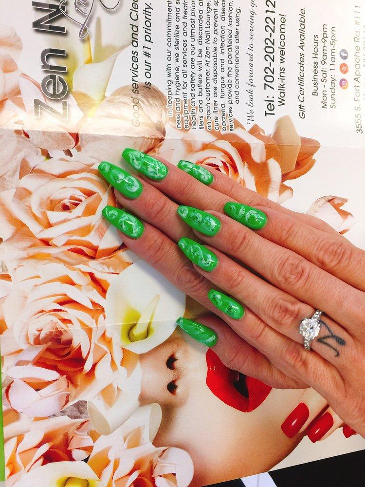 Zen Nail Lounge - 131 Photos & 49 Reviews - Nail Salons - 3555 S ...