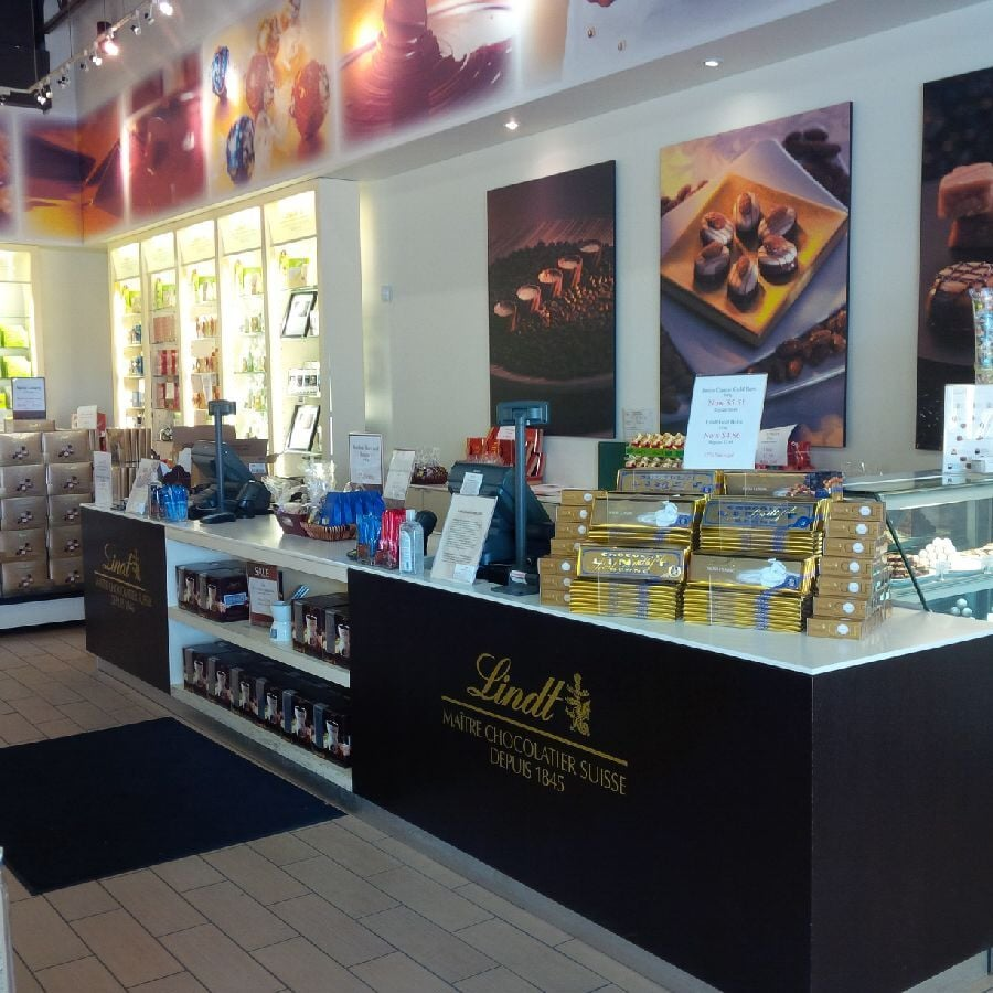 Photos for Lindt Chocolate Shop - Kitchener - Yelp