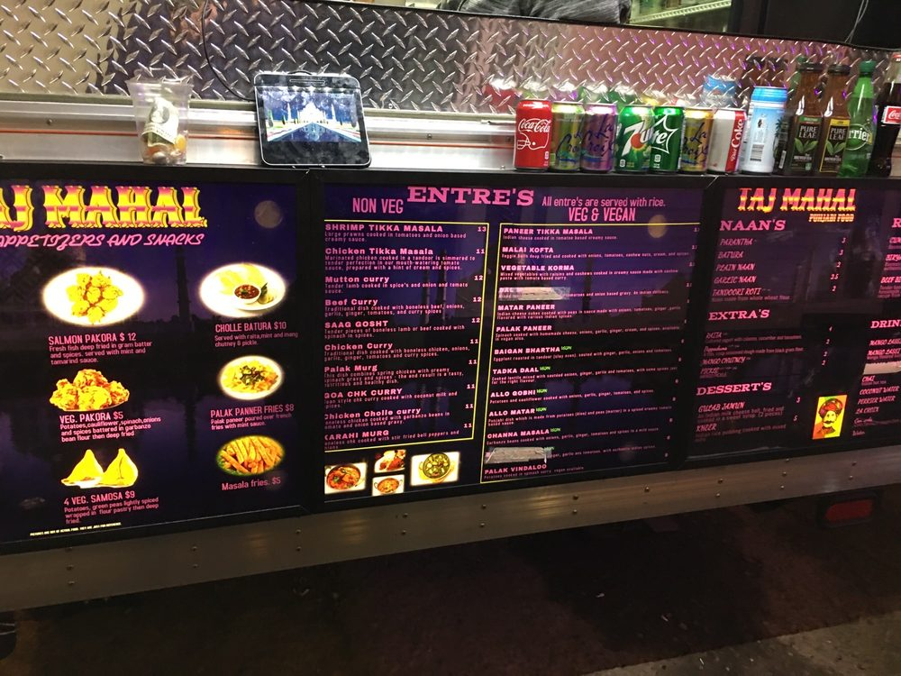 Taj Mahal Punjabi Cuisine: 1080 SE Madison St, Portland, OR