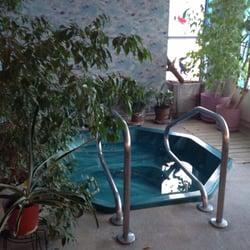 Photo Of Arbuckle Mountain Motel Davis Ok United States Hot Tub