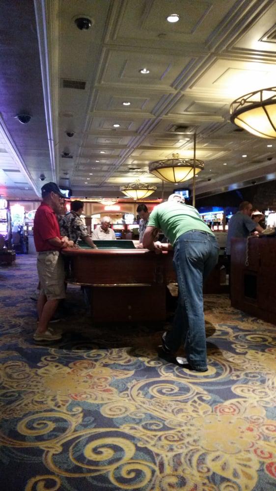 Craps casino in california