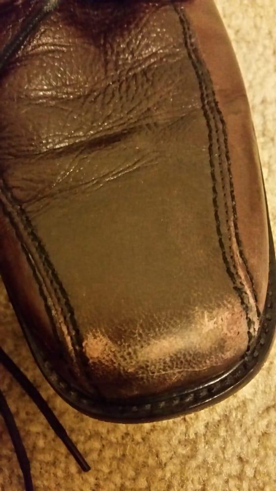 Photo Of Ann Arbor Shoe Repair Mi United States Before