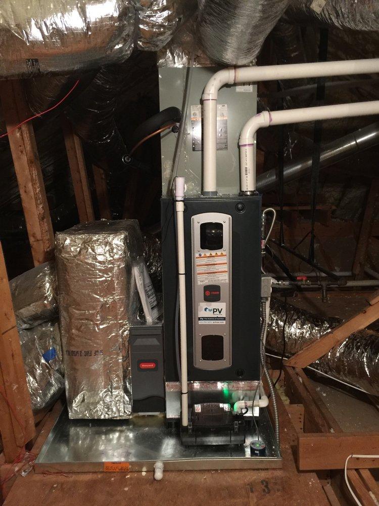 PV Heating & Air