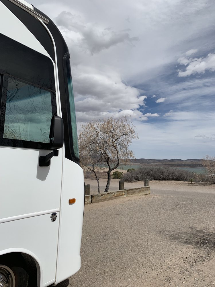 Elephant Butte Lake State Park - Lion's Beach: 300-310 Hawthorne Blvd, Elephant Butte, NM