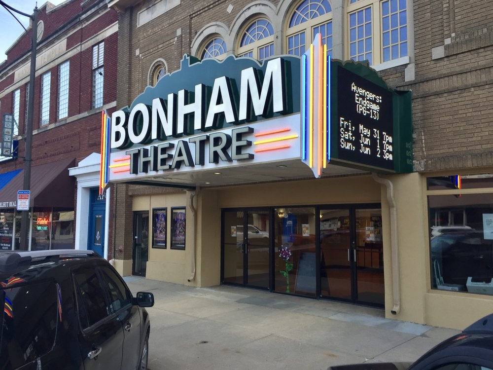 Bonham Theatre: 519 E St, Fairbury, NE
