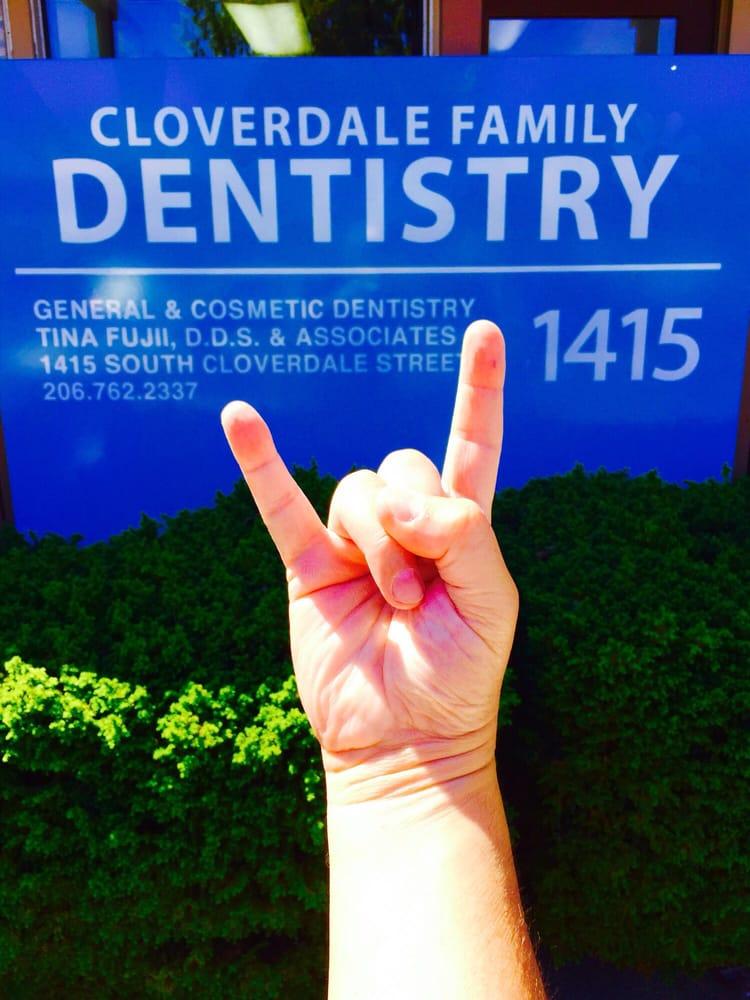 Cloverdale Family Denistry: 1415 S Cloverdale St, Seattle, WA