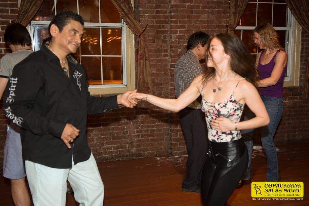 Copacabana Salsa Night: 500 N Commercial St, Manchester, NH