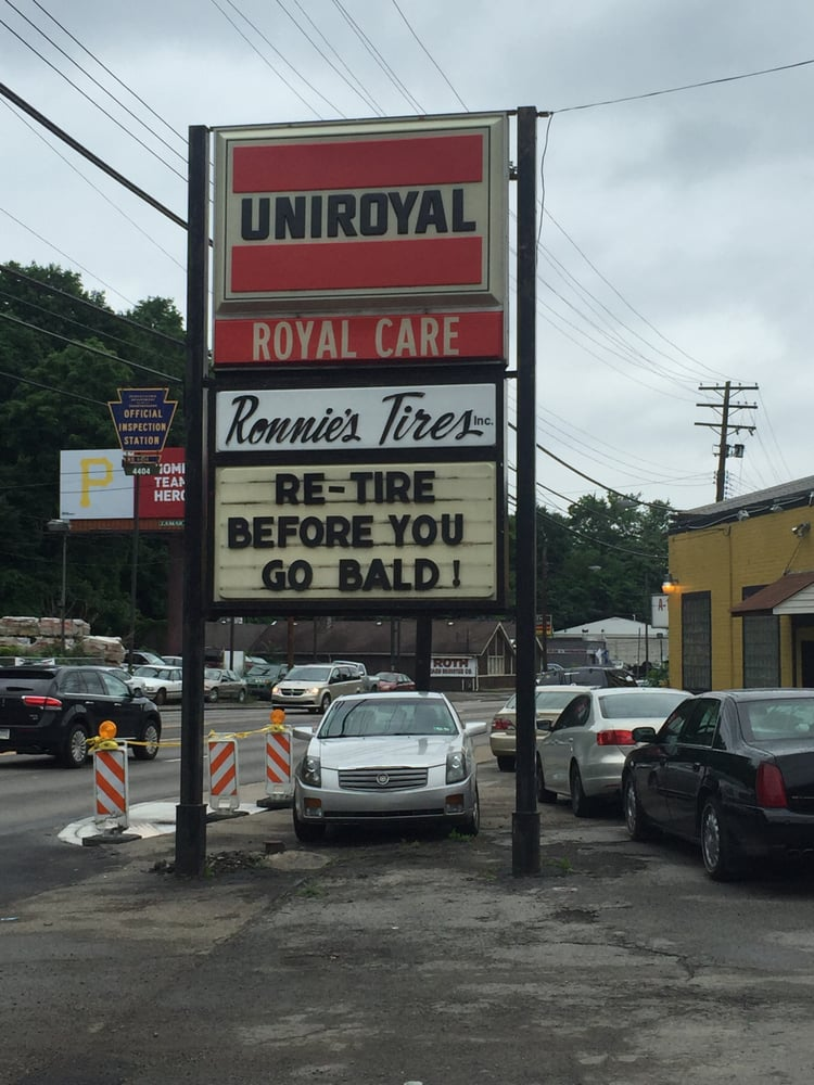 Ronnie's Tire Service - Pittsburgh