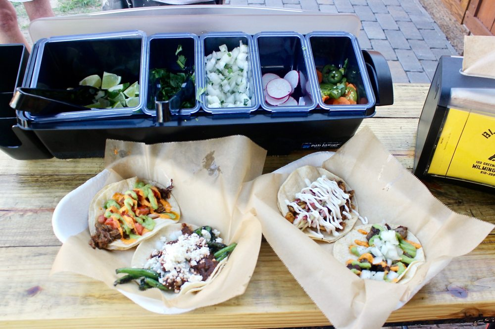 Food from BLOcKTACO