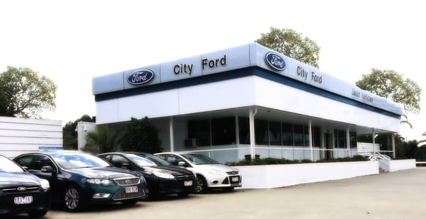 Photo of City Ford Used Cars - Chullora New South Wales Australia  sc 1 st  Yelp : ford australia used cars - markmcfarlin.com