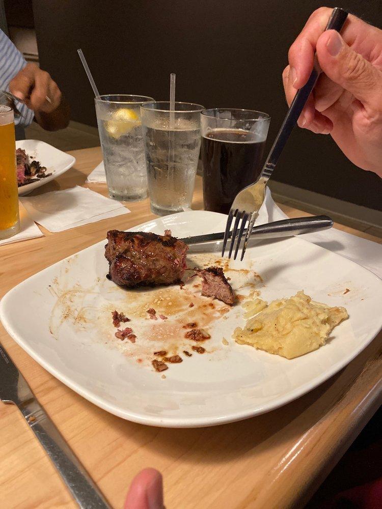 Chop Block Grill: 691 S Broad St, Brooksville, FL