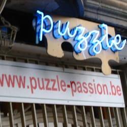 puzzle passion toy stores bruxelles etterbeek r gion de bruxelles capitale belgium. Black Bedroom Furniture Sets. Home Design Ideas