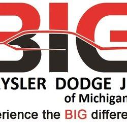 Photo Of BIG Chrysler Dodge Jeep Ram   Michigan City, IN, United States