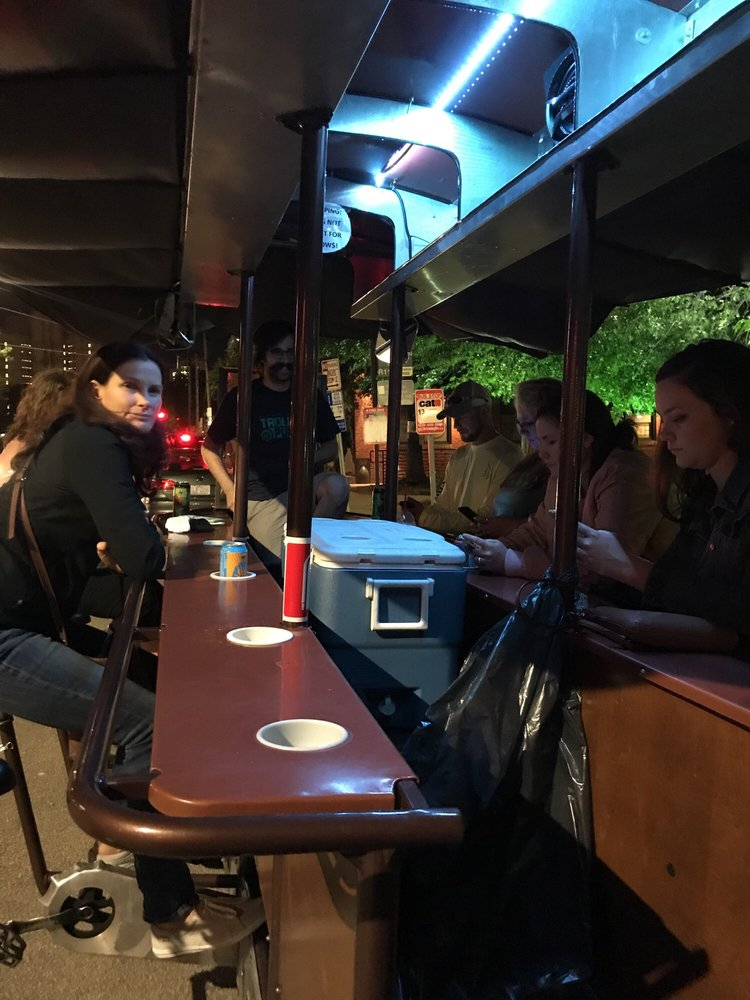 Social Spots from Trolley Pub Raleigh
