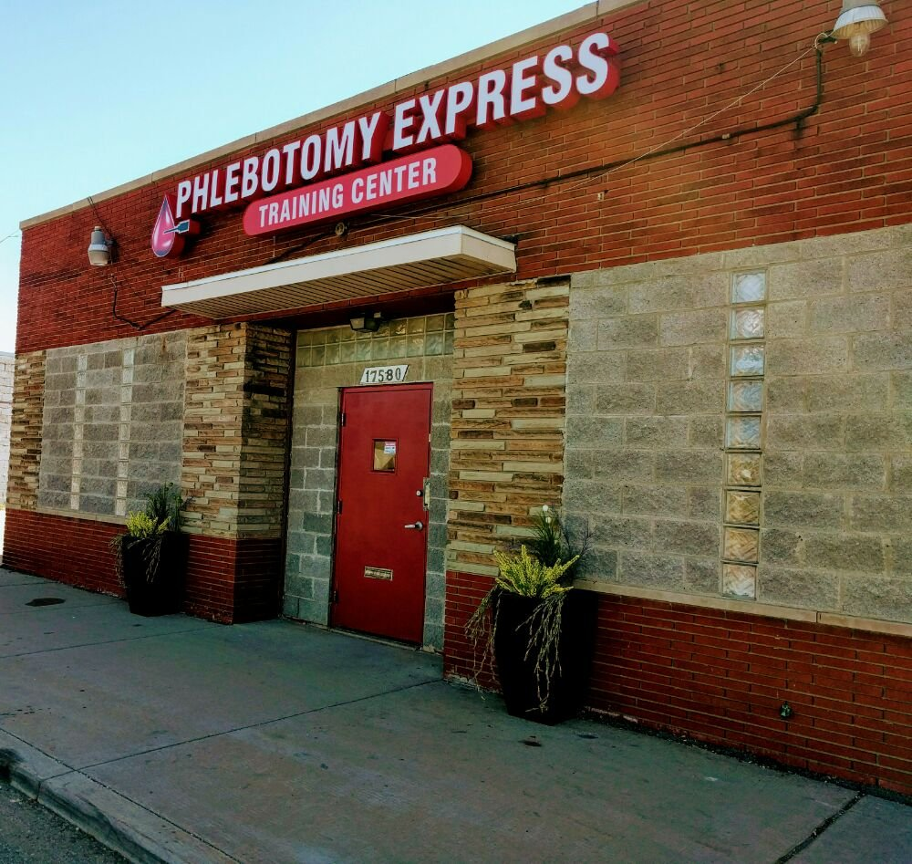 Phlebotomy express training center 10 photos vocational phlebotomy express training center 10 photos vocational technical school 17580 wyoming detroit mi reviews phone number yelp 1betcityfo Image collections