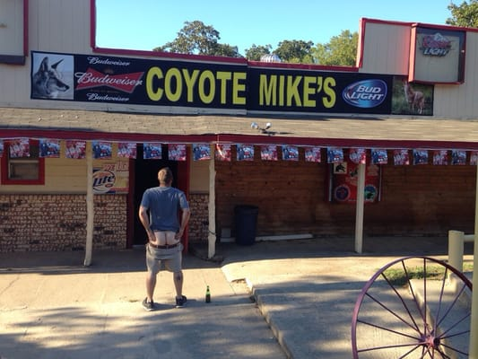 Photo Of Coyote Mike S Kingston Ok United States