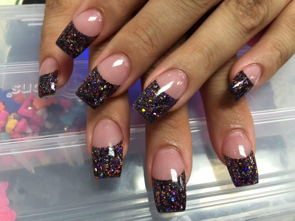 Semi coffin nails shape - Yelp