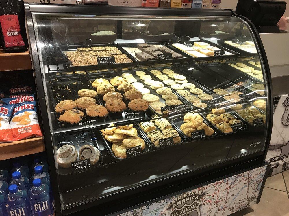 Oklahoma Station Bakery: 7100 Terminal Dr, Oklahoma City, OK