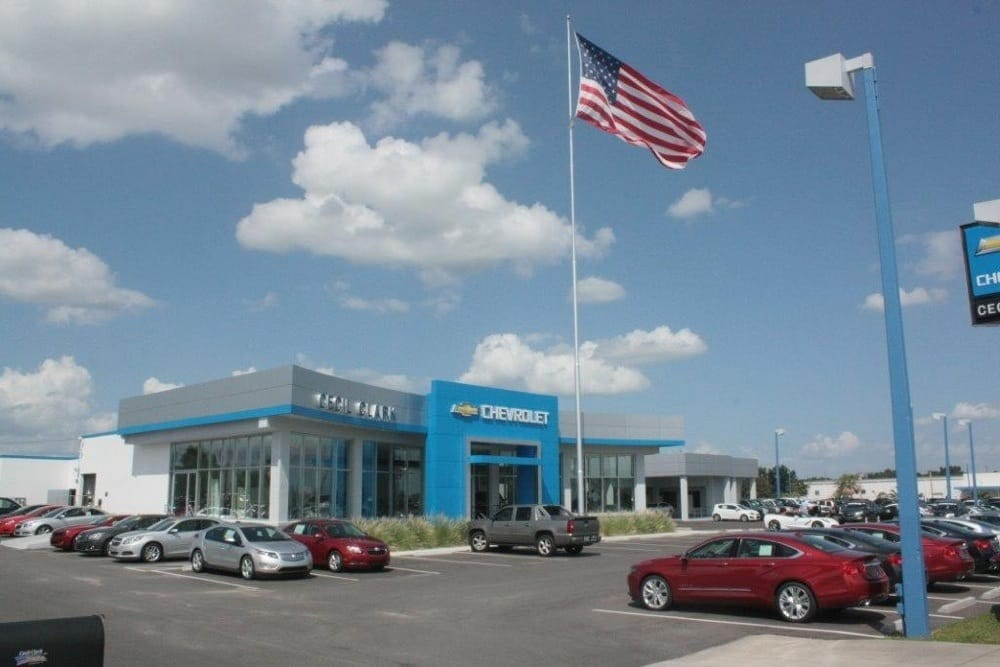 Visit Cecil Clark Chevrolet S Newly Remodeled Dealership Yelp