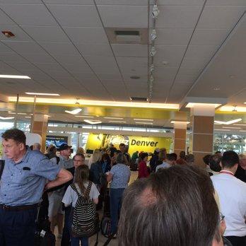 Hertz car hire denver airport 10