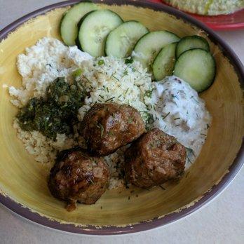 Photo Of Zoës Kitchen   Dallas, TX, United States. Cauliflower Rice Bowl  With