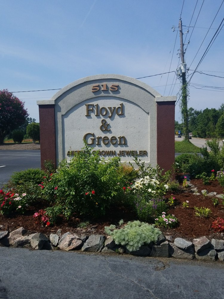 Floyd & Green Jewelers: 515 Silver Bluff Rd, Aiken, SC
