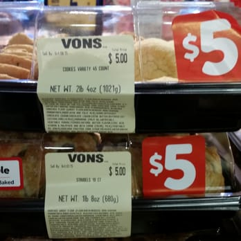 Vons - 50 Photos & 63 Reviews - Grocery - 535 N McKinley St ...