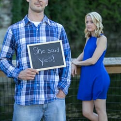 , OH, United States. Ben and Melissa engagement photo's Delaware Ohio ...
