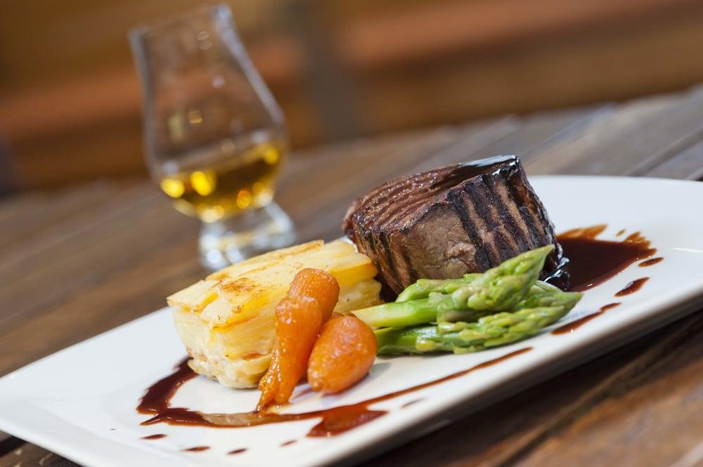 Amber restaurant 65 photos 36 reviews scottish 354 for Amber cuisine elderslie number