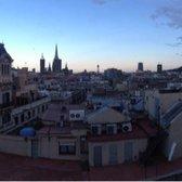 photo of ohla terraza chillout barcelona spain