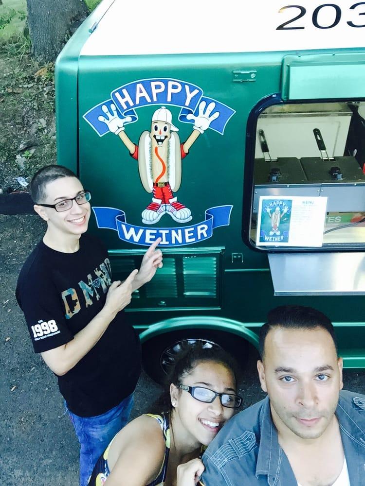 Happy Weiner Truck Bridgeport