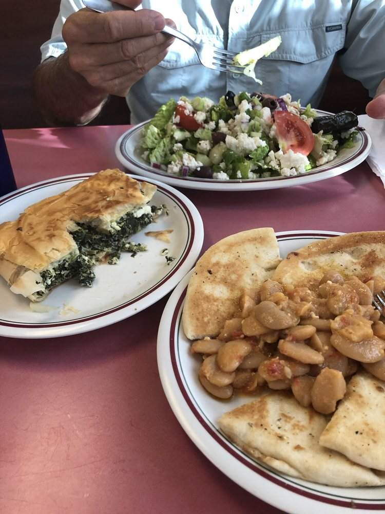 The Whole Food Mediterranean Grill: 3711 Hwy 17 S, North Myrtle Beach, SC
