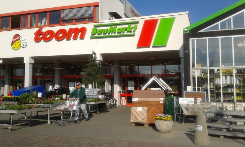toom baumarkt hans werner schweigel hardware stores alt langenwahler ch 11 f rstenwalde. Black Bedroom Furniture Sets. Home Design Ideas