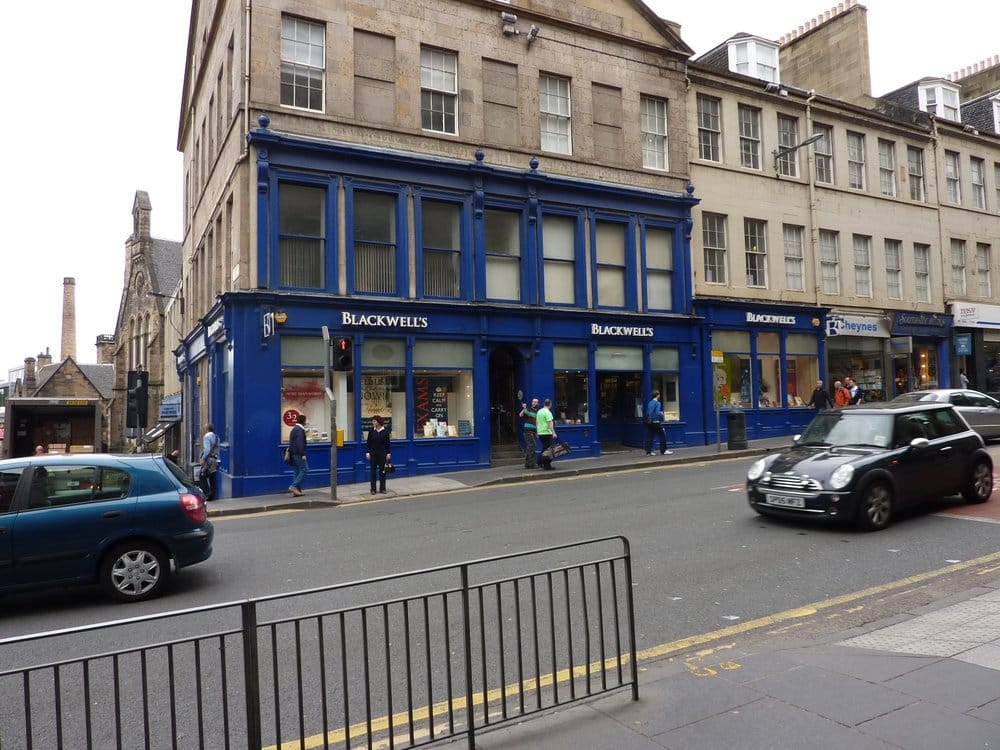 Photo of Blackwell's - Edinburgh, United Kingdom