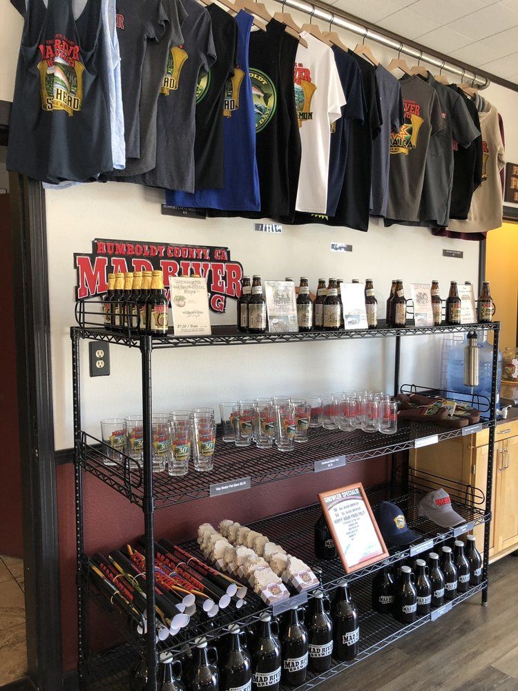 Mad River Brewing Company: 101 Taylor Way, Blue Lake, CA