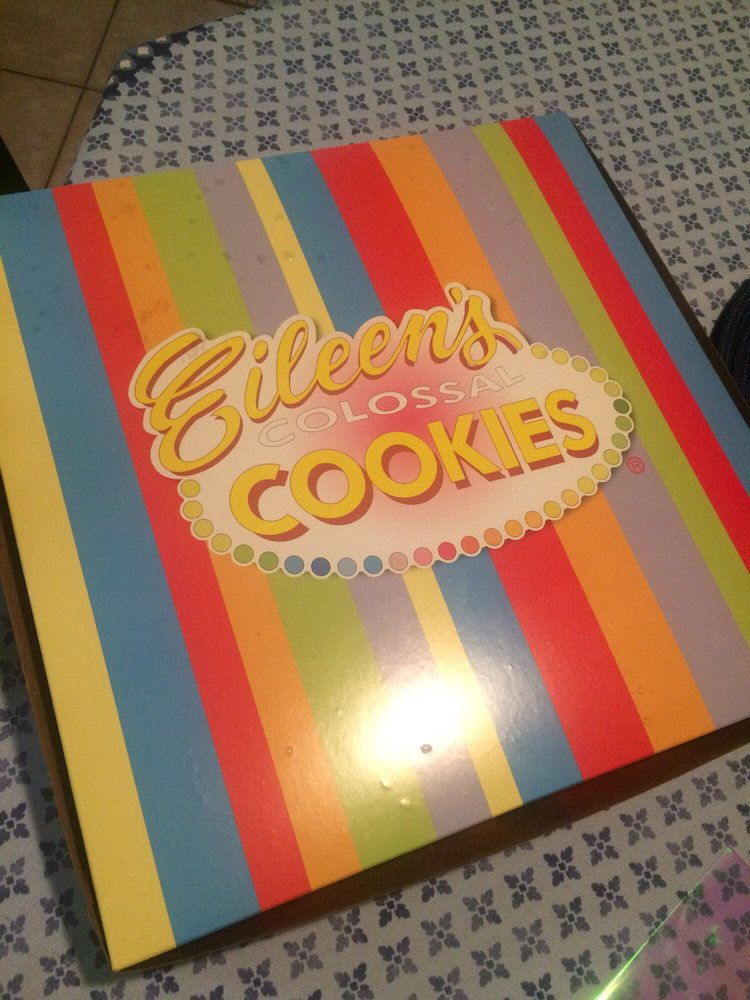 Eileen's Colossal Cookies: 222 W. Main St., Ardmore, OK