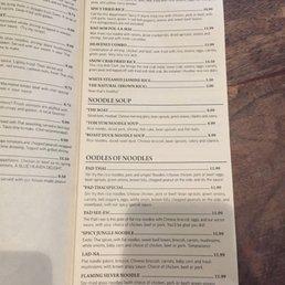 Blue Heaven Thai Cuisine Long Beach Ca