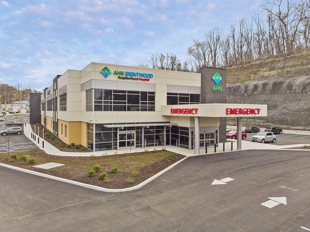 AHN Brentwood Neighborhood Hospital: 3290 Saw Mill Run Blvd, Pittsburgh, PA