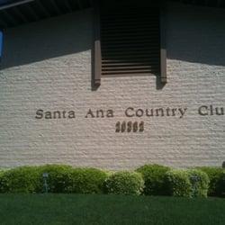 Photo Of Santa Ana Country Club Ca United States