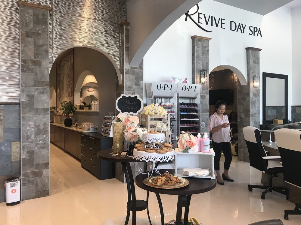 Revive Day Spa & Nails