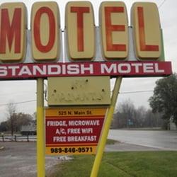 Photo Of Standish Motel Mi United States