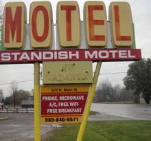RV Rental in Standish, MI