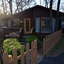 Photo Of The Woods Cabins   Eureka Springs, AR, United States. Aspen Cabin